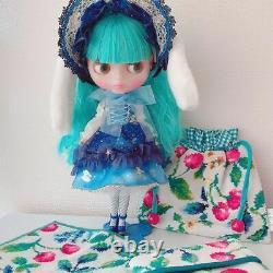DHL Neo Blythe Doll Wishful Blythe Stardust Cinnamoroll CWC LTD Figure Japan