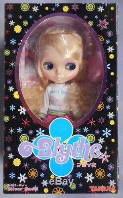 FREE SHIPPING! Neo Blythe 12 Silver Snow Doll NRFB RARE Brand NEW