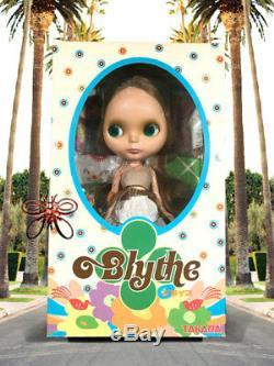 Free Shipping Bohemian Beats Neo Blythe EBL-1 doll 12'' First version