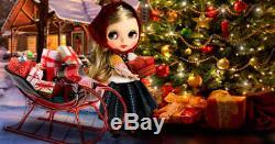 Free Shipping Neo Blythe Winterish Allure doll 12'' Takara Hasbro