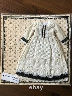 Hanon Handmade Lace Dress For Neo Blythe Licca Doll Outfit Satomi Fujii Rare