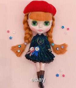 Hasbro CWC Neo Blythe Doll Plaid Parade IN STOCK