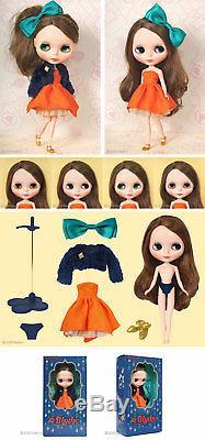 Hasbro CWC Takara 12 Neo Blythe Doll Orange and Spice