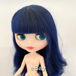 Hasbro Exclusive Neo Blythe Curly Blue Babe Radiance
