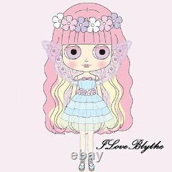Hasbro Exclusive Takara Tomy Neo Blythe Spright Beauty