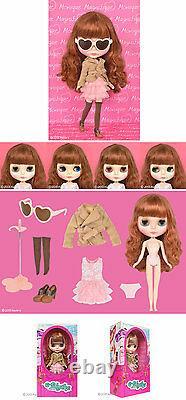 Hasbro Takara CWC 12 Neo Blythe Doll Monique Magnifique