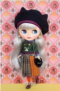 Hasbro Takara CWC Neo Blythe Doll Ailurophile Style