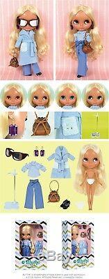 Hasbro Takara CWC Neo Blythe Doll Asha Alvira