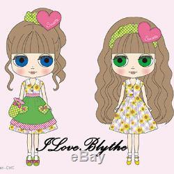 Hasbro Takara CWC Neo Blythe Doll Henriettas Home Party