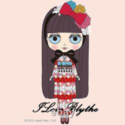 Hasbro Takara CWC Neo Blythe Doll Lady Camellia