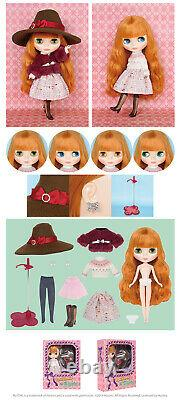 Hasbro Takara CWC Neo Blythe Doll Lumi Demitria