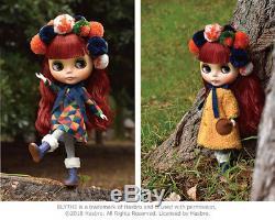 Hasbro Takara CWC Neo Blythe Doll Patty Patch
