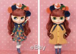 Hasbro Takara CWC Neo Blythe Doll Patty Patch MISB