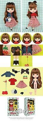 Hasbro Takara CWC Neo Blythe Doll Picnic Al Fresco