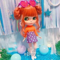 Hasbro Takara CWC Neo Blythe Doll Sarah Shades