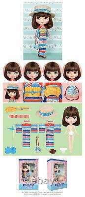 Hasbro Takara CWC Neo Blythe Doll Sea Sailor See