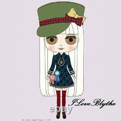 Hasbro Takara CWC Neo Blythe doll Cadence Majorette
