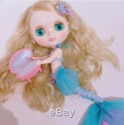 Hasbro Takara CWC TOP SHOP Exclusive Neo Blythe Doll Mermaid Tasha