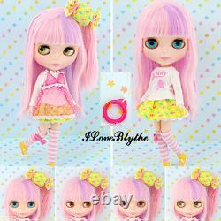 Hasbro Takara CWC Top Shop Exclusive Neo Blythe doll My Little Candy