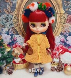 Hasbro Takara CWC Top Shop Neo Blythe Doll Patty Patch