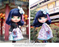 Hasbro Takara Cwc Neo Blythe Doll Pretty Peony