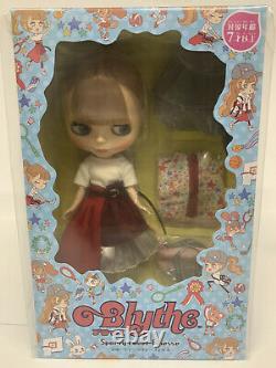Hasbro Takara Limited Neo Blythe Doll Sporty Lover Finesse MISB
