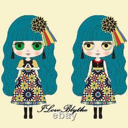 Hasbro Takara Tomy CWC Neo Blythe Doll Marrakech Melange NRFB