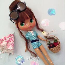 Hasbro Takara Tomy Neo Blythe doll Pineapple Princess