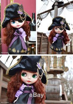 Hasbro Takara Tomy Pirate style Neo Blythe Sally Salmagundi
