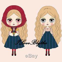 Hasbro Takara Tomy cwc Neo Blythe Doll Winterish Allure NRFB