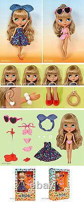 Hasbro Takara Tomy cwc Neo Blythe doll Cherry Beach Sunset NRFB