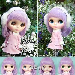 Hasbro Takara Tomy cwc Neo Blythe doll Lavender Hug