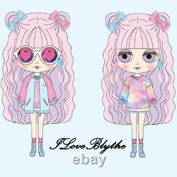 Hasbro Takara cwc Neo Blythe Doll Sweet Bubbly Bear IN STOCK