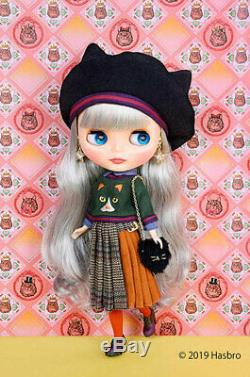 In Stock Now! Neo Blythe Doll Ailurophile Style Cat Takara Tomy Limited doll