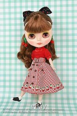 In Stock Now! Neo Blythe Doll Picnic al Fresco Blythe Takara Tomy Limited doll