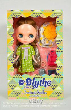 In Stock Now! Neo Blythe Doll Seeking Apelles Takara Tomy Limited doll