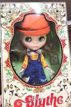 In Stock Now! Neo Blythe Doll Vera Florentine Takara Tomy Limited doll