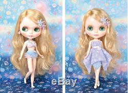 In Stock Now! Neo Blythe Mermaid Tasha Takara Tomy Top Shop Exclusive doll