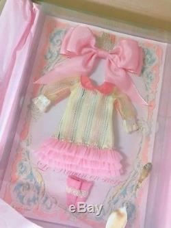 LALA Puppenhaus le Ruban en Sucre Fashion Doll Dress Set New Neo Blythe