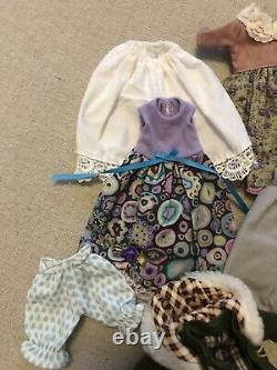 Lot Doll Clothes/Shoes (Neo Blythe)