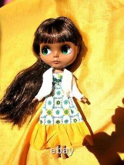 Mib Rare, Htf, Prima Dolly Takara Tomy Neo Blythe Heather Sky From Japan, Orig. Box