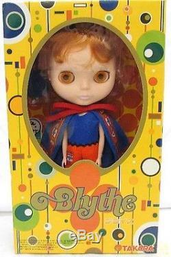 Mint Takara Neo Blythe Doll BL-5 KOZY CAPE Matte face Super Rare Free Shipping