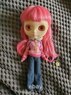 NEO Blythe Doll TAKARA Ichigo Heaven 2006 custom