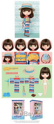 NEO Blythe Doll Takara Tomy Sea Sailor See (FREE SHIPPING)