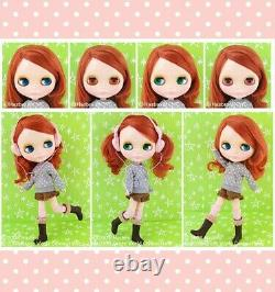NEO Blythe Friendly Freckles with corrugated box TAKARA TOMY DOLL JAPAN imports