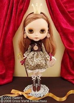 NEW Neo Blythe Princess Milk Biscuit de Q-Pot CWC Shop Limited doll Very Rare
