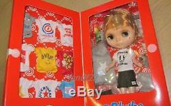 NEW RARE Full Box Set Takara CWC Petites + NEO Blythe Happy Everyday Doll