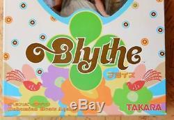 NEW Takara Tomy Neo Blythe Bohemian Beats Again Shop Limited Doll Free shipping