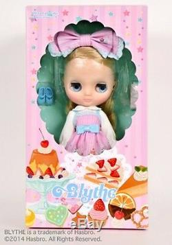 NIB Neo Blythe Alicia Cupcake CWC shop limited Japan 2014 Takara Tomy hasbro