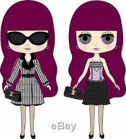 NIB Neo Blythe Doll Natasha Moore CWC Japan TAKARA TOMY Hasbro 2008